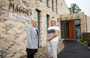 Maggie's Wirral at the Steve Morgan Foundation Building